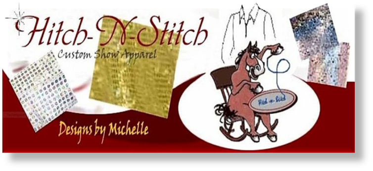 Hitch-N-Stitch Custom Western Show Apparel