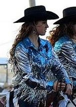 Western Shirt with Bling - Hitch-N-Stitch
