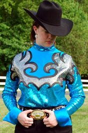 Western Show Shirts by Hitch-N-Stitch