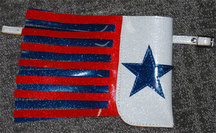Flag Boots by Hitch-N-Stitch Custom Show Apparel