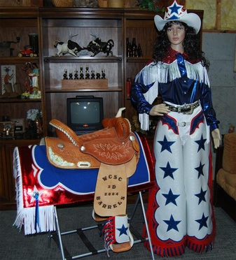 Equestrian Show Outfits by Hitch-N-Stitch Custom Show Apparel